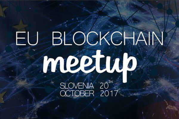 EU Blockchain Meetup