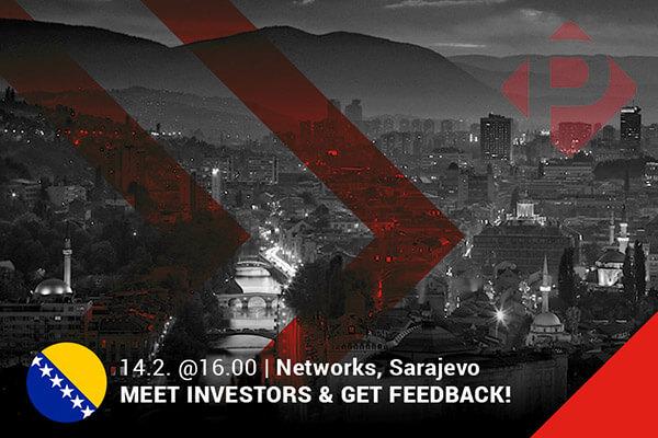PODIM Challenge Roadshow in Sarajevo!