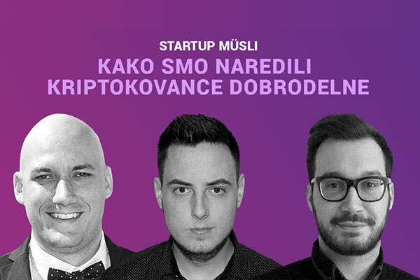 Start:up Müsli - How we made cryptocoins charitable